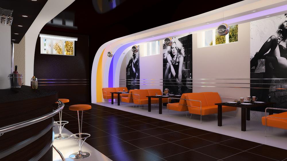Дизайны придорожных кафе